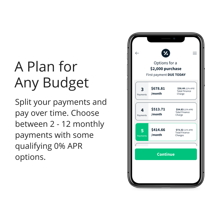 plan for any budget