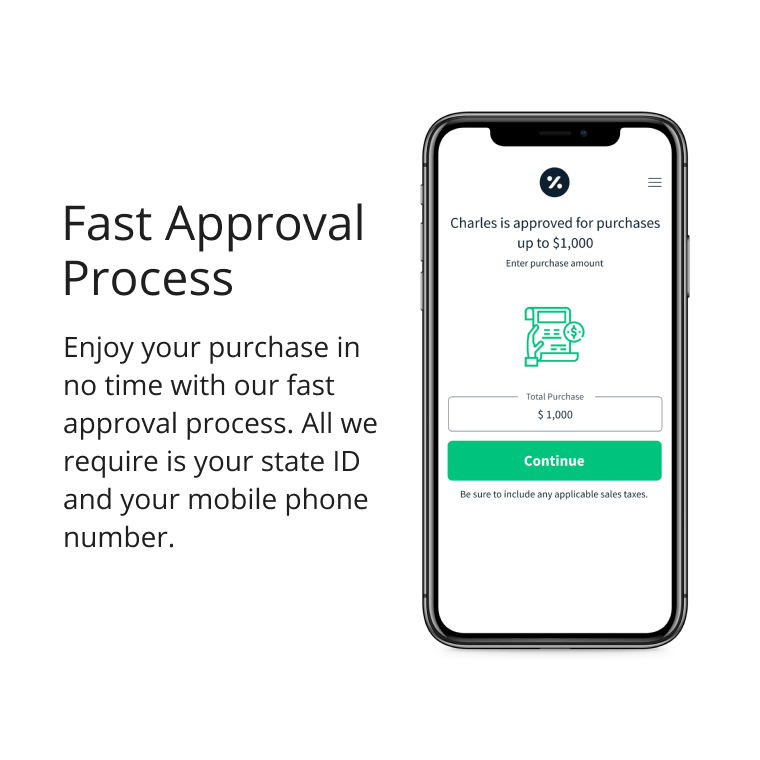 fast approval mobile