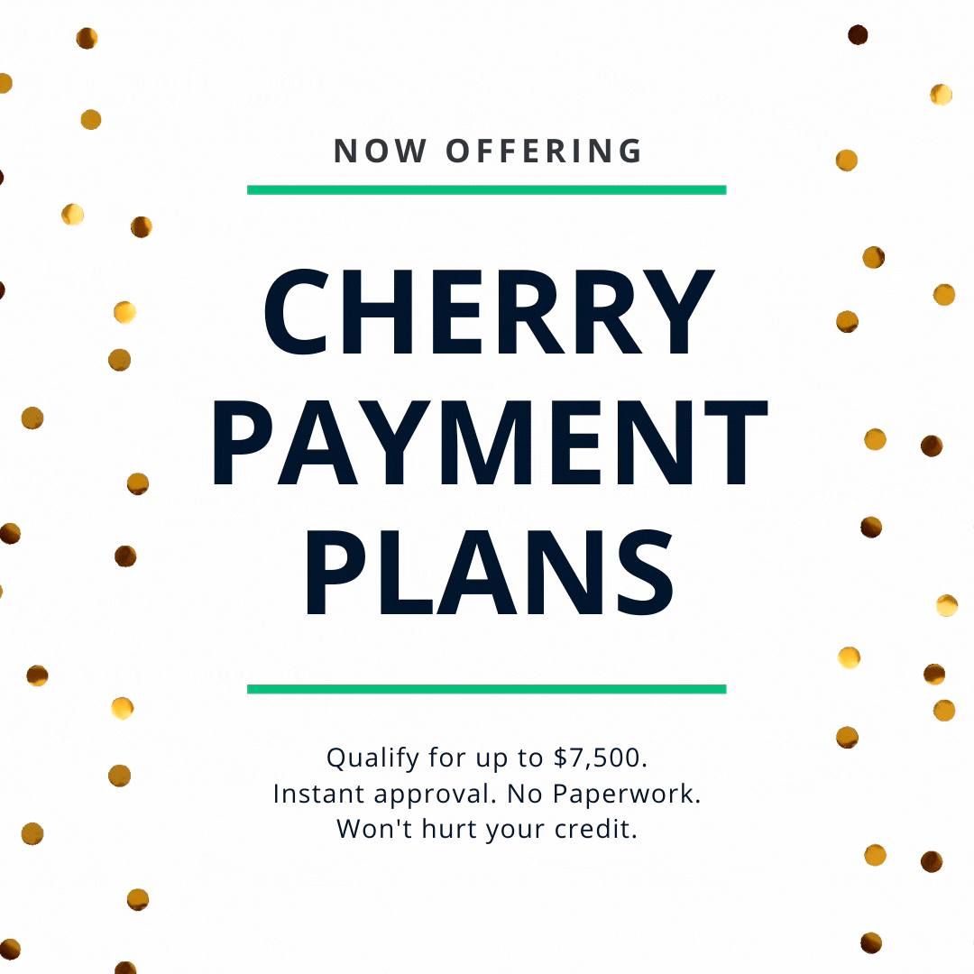 now offering cherry